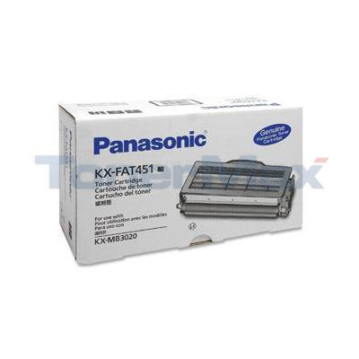 PANASONIC KX-MB3020 TONER CARTRIDGE